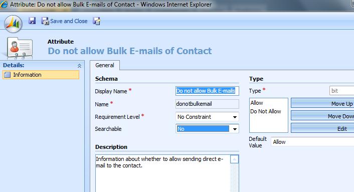 DoNotAllowBulkE-mailAttributeSettings